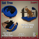 Vavoom Cat Tree Advert 02