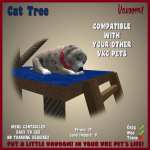 Vavoom Cat Tree Advert 03