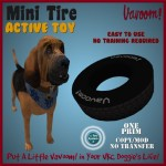 mini tire active toy